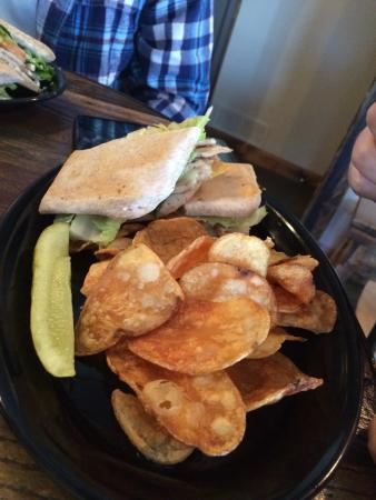 Mill Creek Cafe: Sandwiches