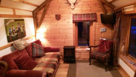 Kilsyth, UK: Lounge