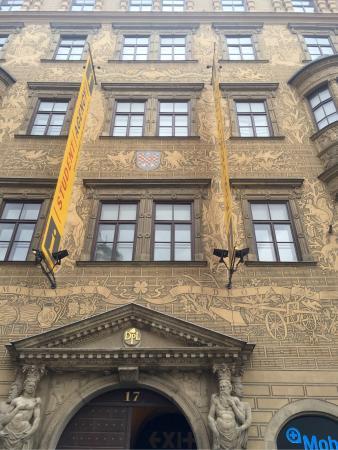 Brno, Czech Republic: Exterior
