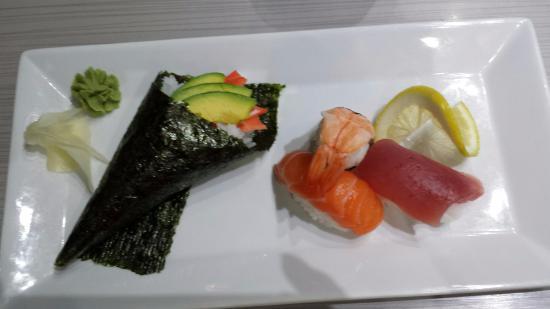 "Ocean Sushi Deli: ""D"" on the sushi menu"