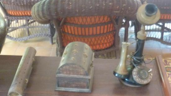 Pavillon d'Orient Boutique-Hotel: Antiquités