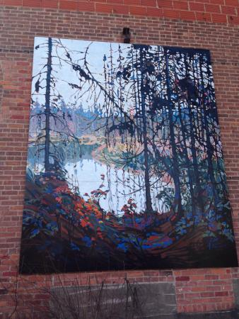Group of Seven Outdoor Gallery: Beautiful Group of Seven Paintings