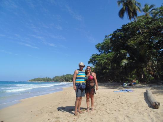 Hotel Guarana: Playa Punta Uva, maravillosa