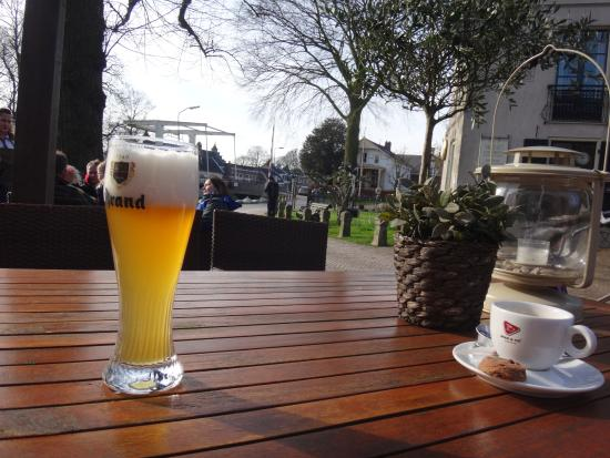Oud-Zuilen, Holland: A table view