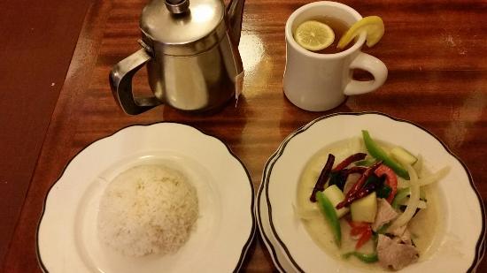 Simply Siam Thai restaurant in Maryville, Missouri  (2016)