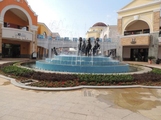 Bailian outlets Plaza