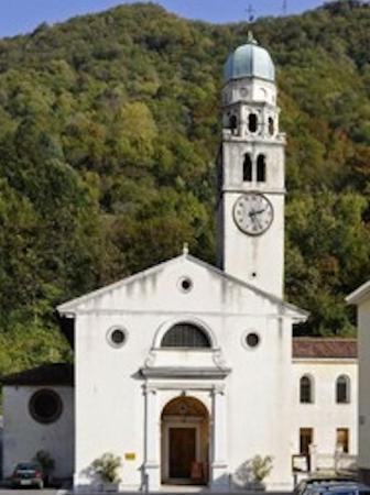 Chiesa di Santa Giustina Vergine e Martire.
