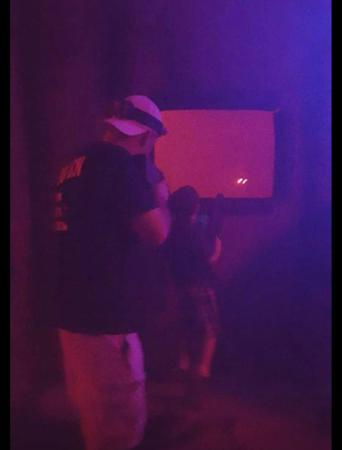 Muscle Shoals, AL: Tagtical Laser Tag