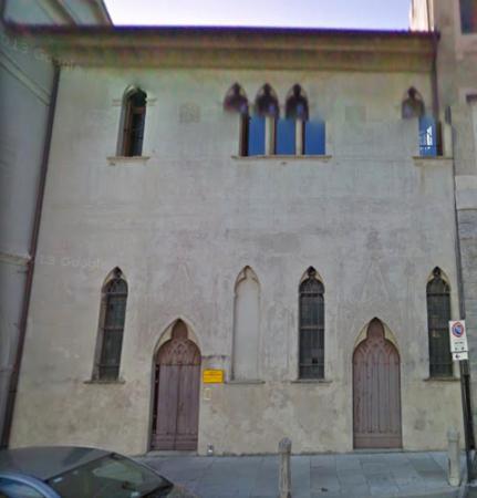 Oratorio di San Marco e Lorenzo dei Battuti