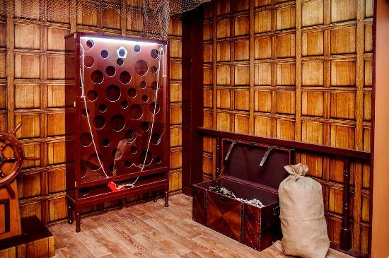 Quest Room Golovolomka