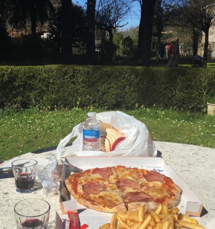 Cap Pizza
