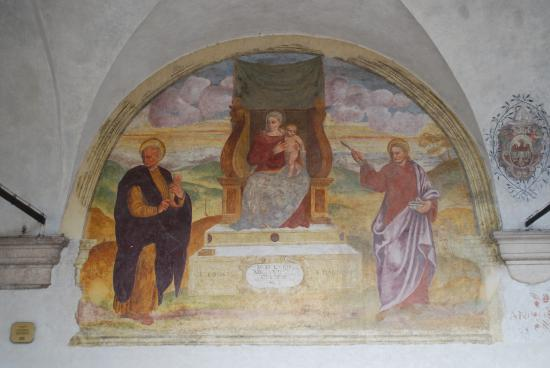 Μπελούνο (Επαρχία), Ιταλία: Chiesa di San Pietro, Belluno (Belluno, Vénétie), Italie.