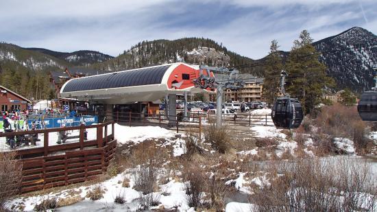 Keystone, CO: Gondola