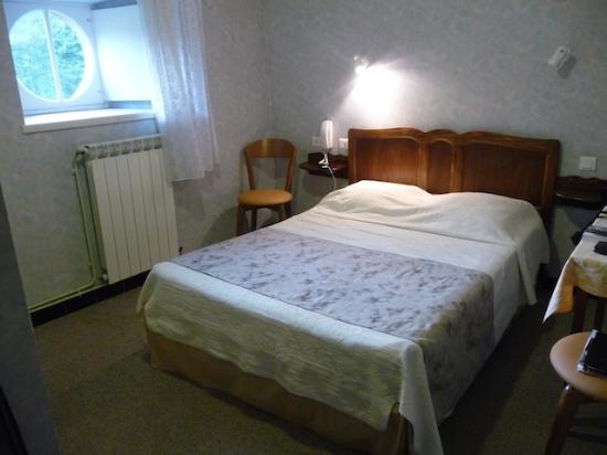 L'hostellerie de l'Eveche: Hôtel de l'Evêché, Alet-les-Bains (Aude, Languedoc-Roussillon-Midi-Pyrénées), France.