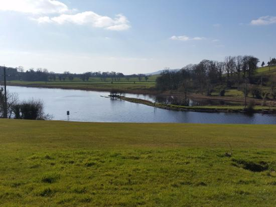 Killyhevlin Lakeside Hotel & Chalets: Lough view rooms are worth the upgrade!
