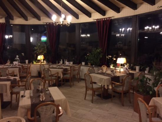 Restaurant Café Platte Da Nunzio: Innenraum des Da Nunzio