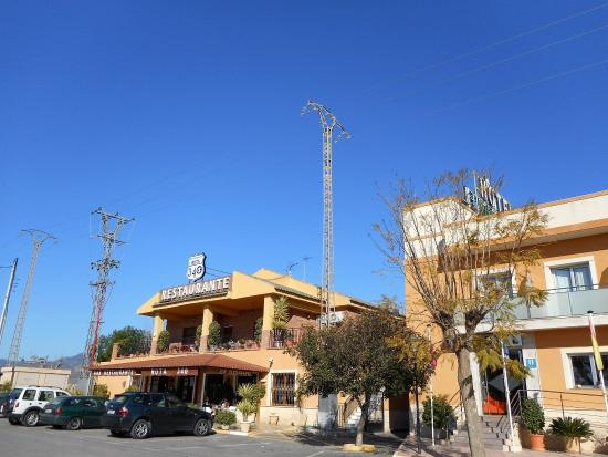 Hotel Totana Sur