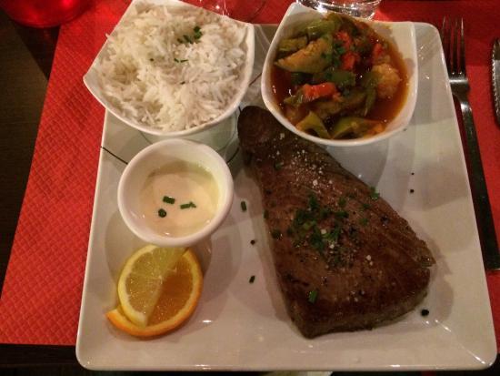 La table basque la rochelle omd men om restauranger tripadvisor - La table basque la rochelle ...