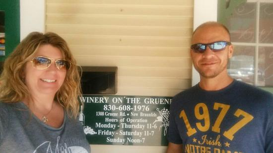 Winery on the Gruene: 20160319_144747_large.jpg