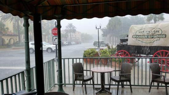 Athens Ny Style Diner A Rainy Day At Spanish Springs Town Square Athen S