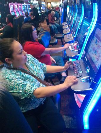 Sandia Casino: Pasándola al 100