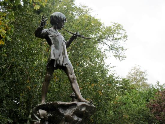Peter Pan In Kensington Gardens Picture Of Hyde Park