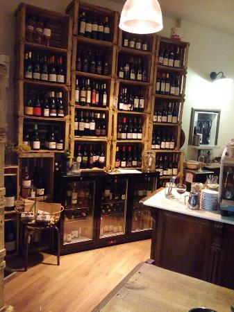 Comestibles & Marchande de vins