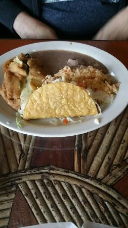 La Hacienda Taqueria Mexican Restaurant: 20160319_154430_large.jpg