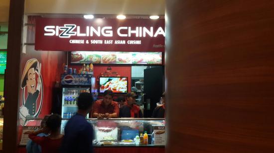Sizzling China