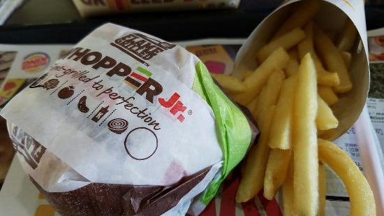 写真Burger King枚