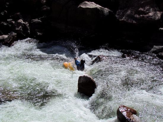 Royal Gorge Route Railroad: Kayak Fun