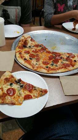 Tim's Place Brooklyn Pizzeria