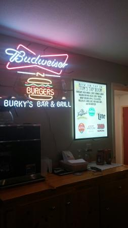 Burkys Bar and Grill