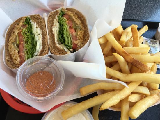 Photo of American Restaurant Brea's Best Hamburger at 707 S Brea Blvd, Brea, CA 92821, United States