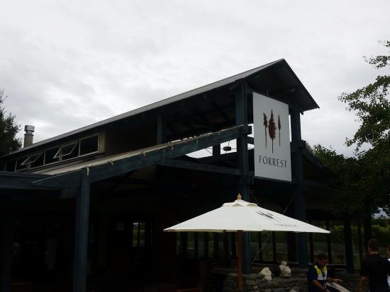 Ρένγουικ, Νέα Ζηλανδία: Entrance