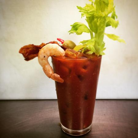 Hudson, NH: Loaded Bloody Mary