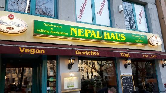 20160326 172359 Large Jpg Bild Von Nepal Haus Berlin Tripadvisor