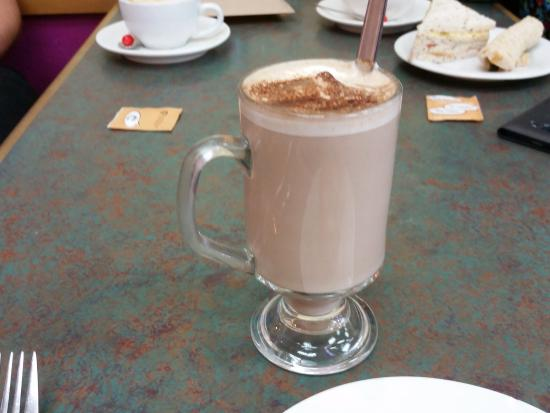 Marlborough Region, Nowa Zelandia: Hot Choc