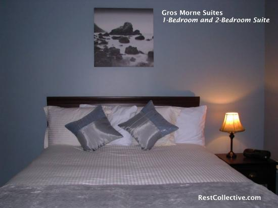 Gros Morne Suites: Bedroom