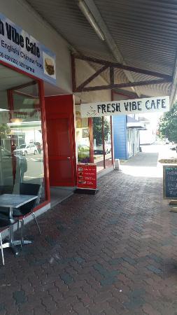 Fresh Vibe Cafe