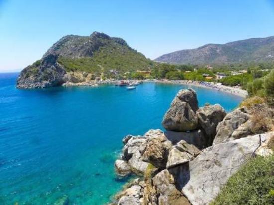 Datca, Turki: Hayıtbükü Plajı