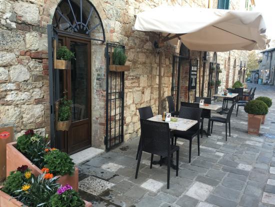 Osteria della madonna bagno vignoni ristorante recensioni