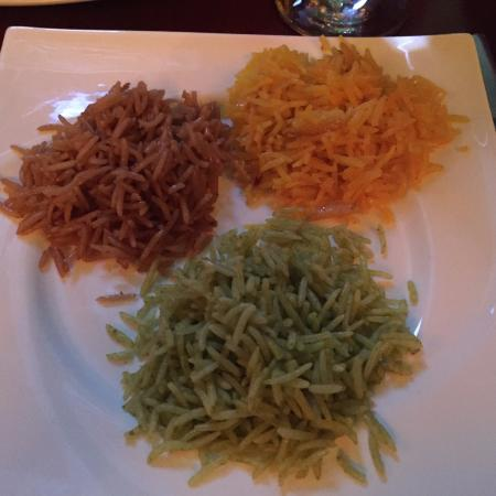 Warren, Nueva Jersey: Variety of different rices