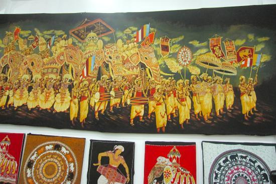 Oak Ray Creations Batik
