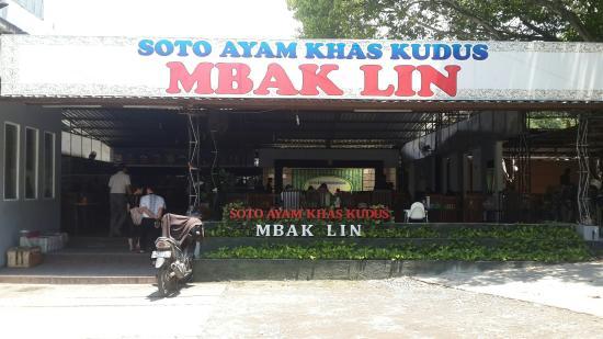 Soto Kudus Mbak Lin
