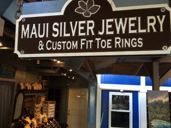 Maui Silver Jewelry