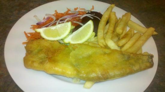 The 10 best restaurants near rich river golf club resort for Best fish and chips near me