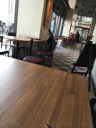 Starbucks Coffee Aeon Minami Suna
