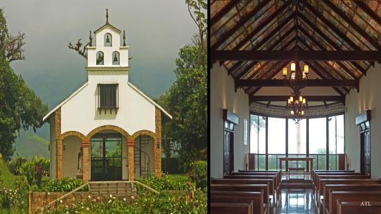 San Ramon, Costa Rica: Historical Chapel