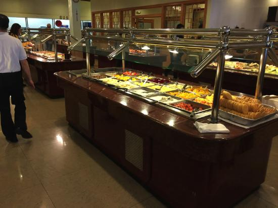 Best Buffet: Buffet Area